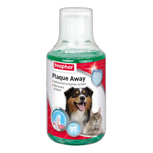 Beaphar Mouth Wash Plaque Away - 250мл