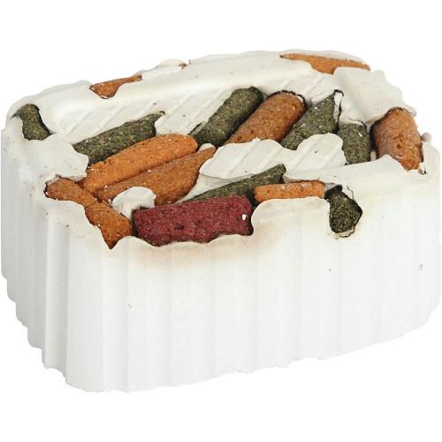 Минерално блокче със зеленчуци