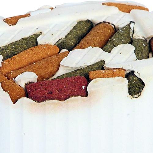 Минерално блокче за зайче с минерали, соли и зеленчуци