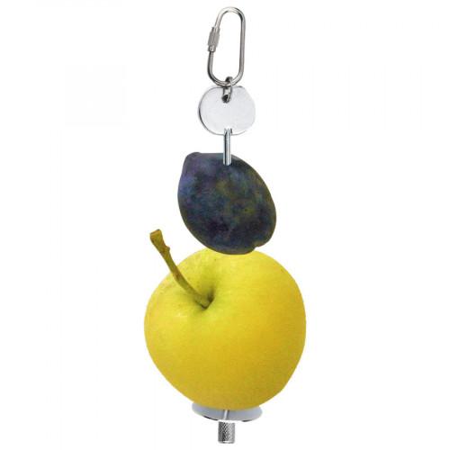 Закачалка за плодове към клетка - 20см