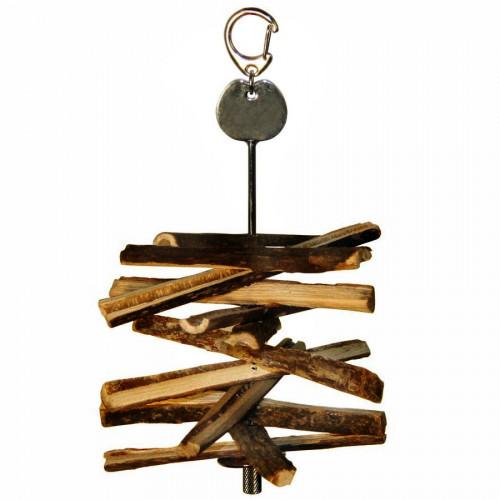 Дървени пръчици за гризане - 12см