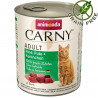 Carny® Cat Chicken, Turkey & Rabbit - 800 гр