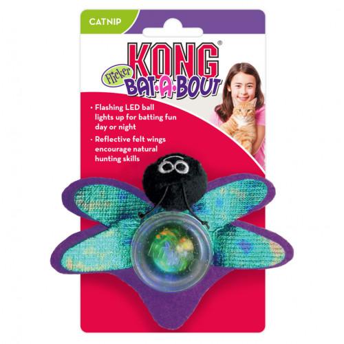 Весела играчка-занимавка за котки Bat-a-Bout Flicker Firefly
