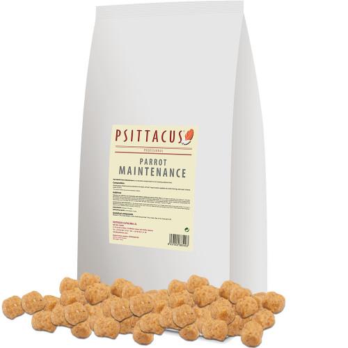 Качествена храна за средни и големи папагали - Psittacus Parrot Maintenance 1kg