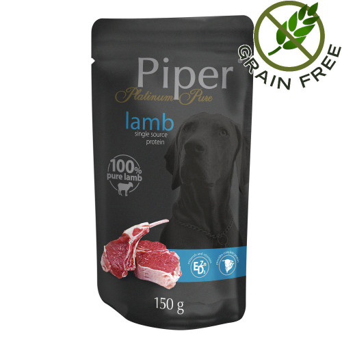 Piper® Platinum Pure с агне - 150гр