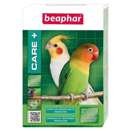 Супер премиум храна за средни папагали Care+ Medium Parrots - 500g