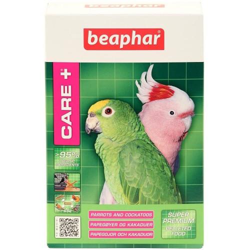 Супер премиум храна за Какаду и южноамерикански папагали Care+ Cockatoos - 1kg