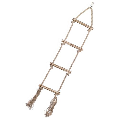 Въжена стълба - 80 х 16.5 см