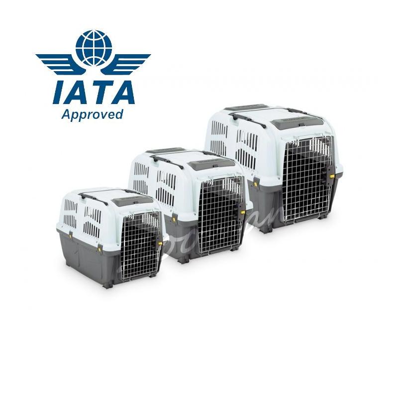 Транспортна клетка за превоз на кучета със самолет - Skudo IATA