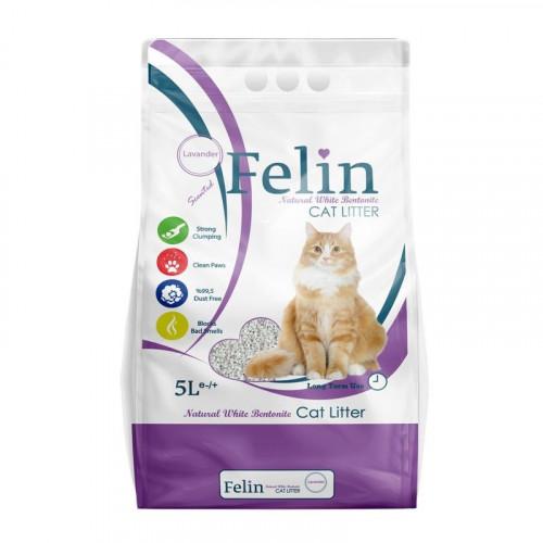 Тоалетна Bento Felin Lavander - 5 л