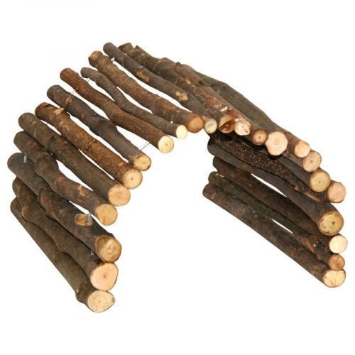 Дървен мост за зайова клетка Nature