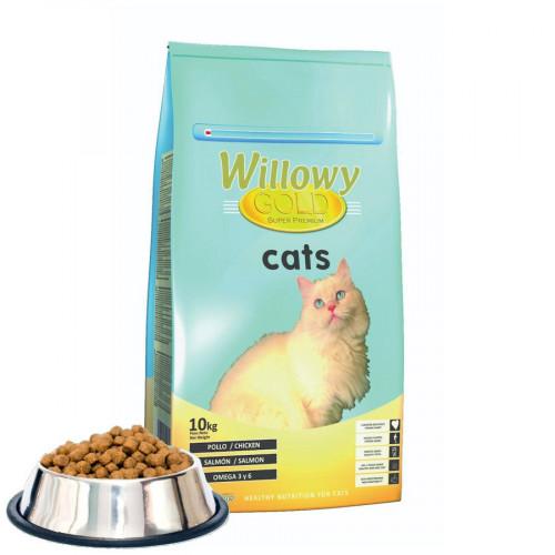 Храна за котки Willowy - 500 гр