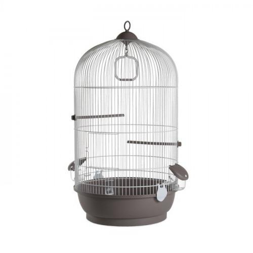 Клетка със стойка за малки птици