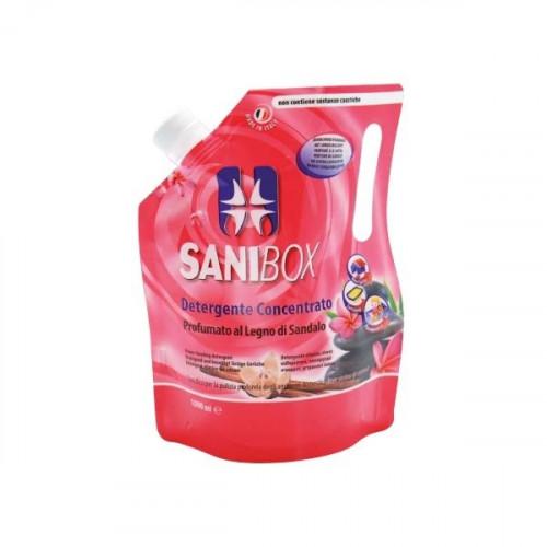 Концентрат Sanibox Legno di Sandalo - 1 л.