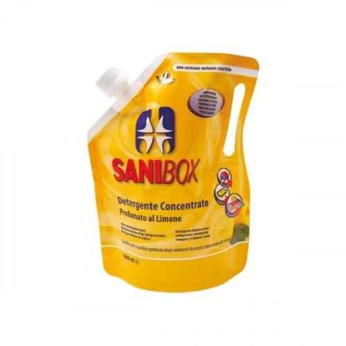 Концентрат Sanibox Limone - 1 л.