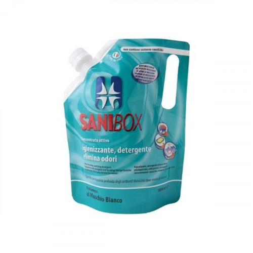 Концентрат Sanibox Muschio Bianco - 1 л.