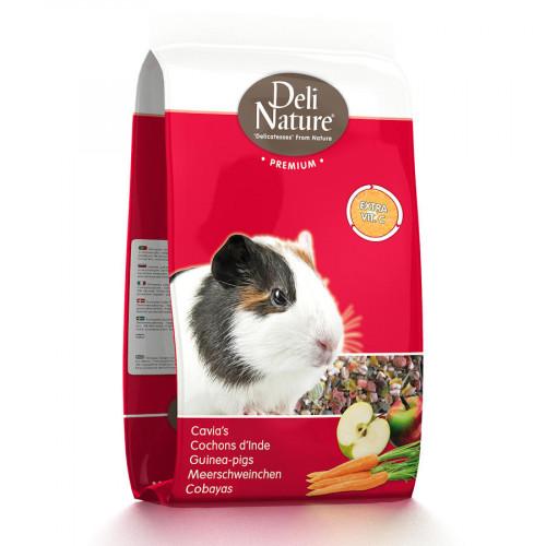 Deli Nature Premium Guinea Pig - 800 гр