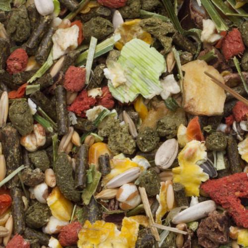 Качествена храна за декоративни зайчета Deli Nature Premium Dwarf Rabbit - 800 гр