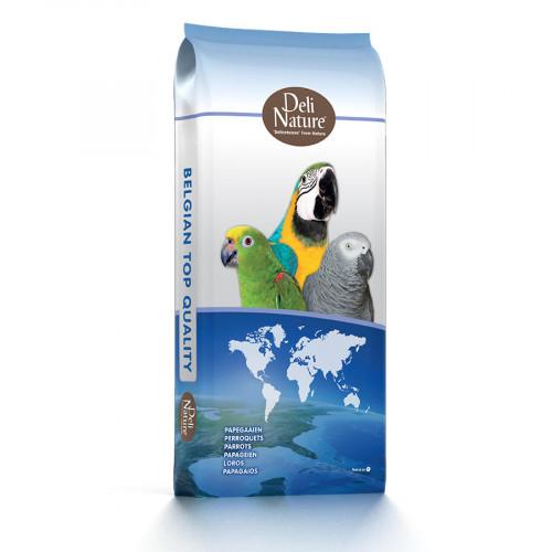 Качествена храна за амазоини Deli Nature Amazone Brilliant - 15 кг