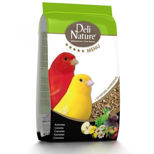 Качествена храна за канари Deli Nature 5 Star Menu Canaries - 800 гр
