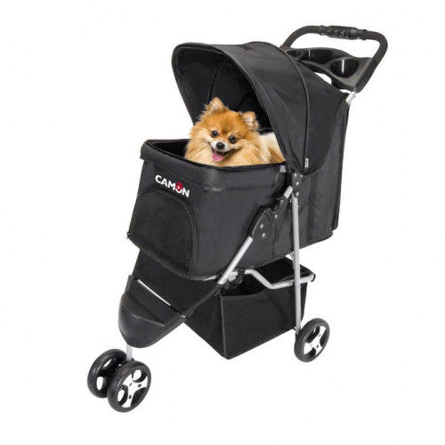 Количка за разходка на кучета Camon Comfort