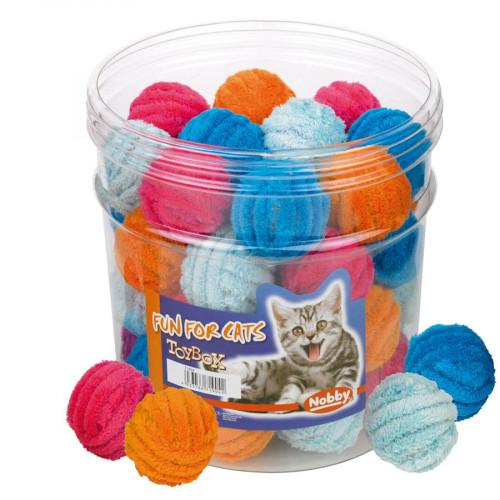 """Плюшено топче """"Kitty"""" - 4 см"""