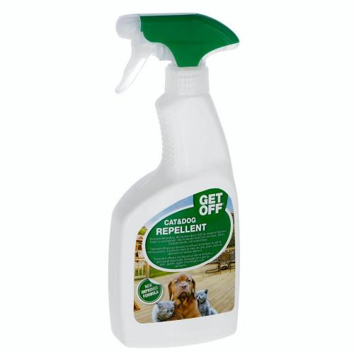 Спрей Get Off! Cat & Dog Repellent - 500 мл