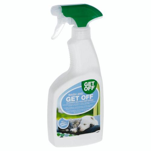 Спрей Wash and Get Off! Cat & Dog - 500 мл