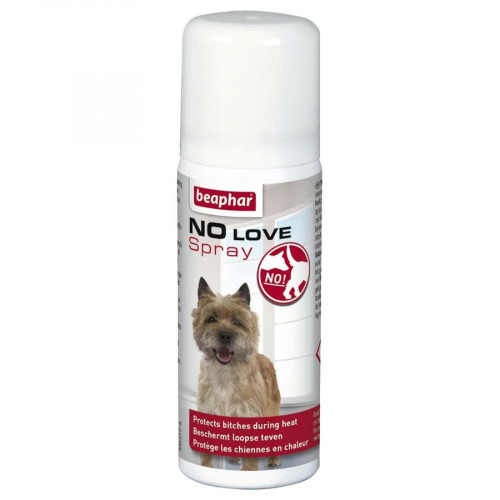 "Спрей ""против"" разгонване Beaphar No Love Spray - 50 мл"