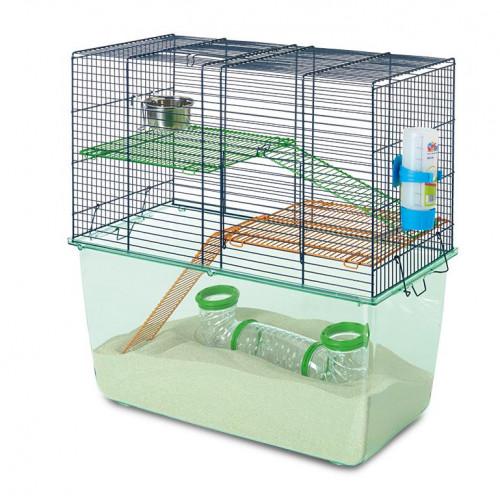 Клетка за хамстери Savic Habitat Metro - 51 х 26 х 52.5 см