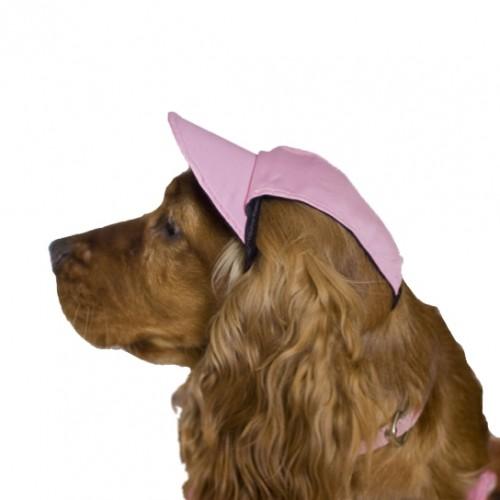 Шапка с козирка за котета и кучета