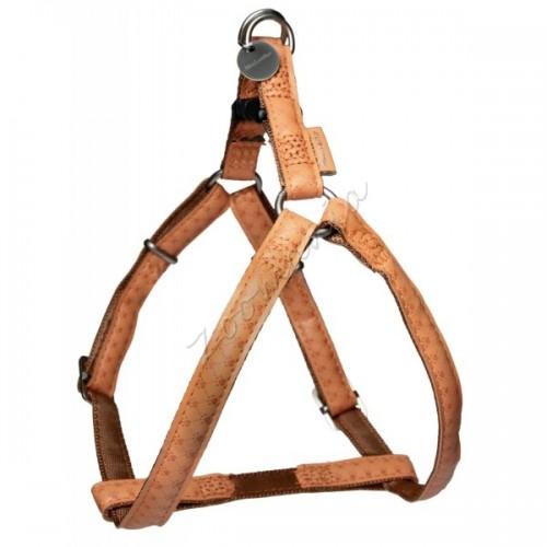 Кожен нагръдник Mac Leather – 20 мм