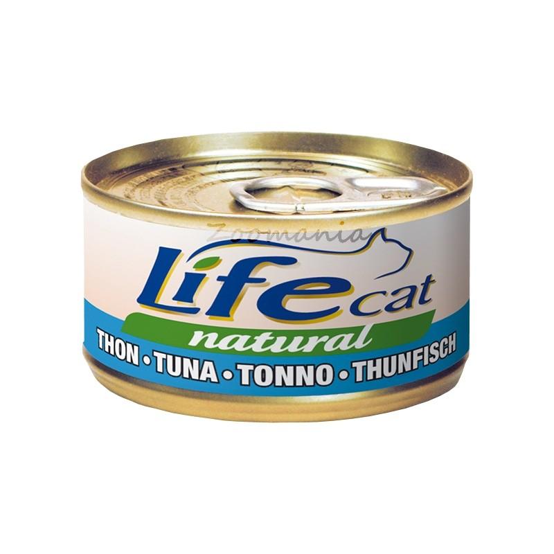 "Консерва за котки с риба тон ""Туна"" – 70 гр"