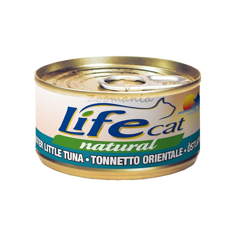 "Консерва за котки с малки риба тон ""Тунаки"" – 70 гр"