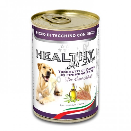 "Healthy All days Dog ""Пуйка с ечемик"""