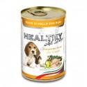 """Healthy All Days Puppy """"Пиле с ориз"""""""