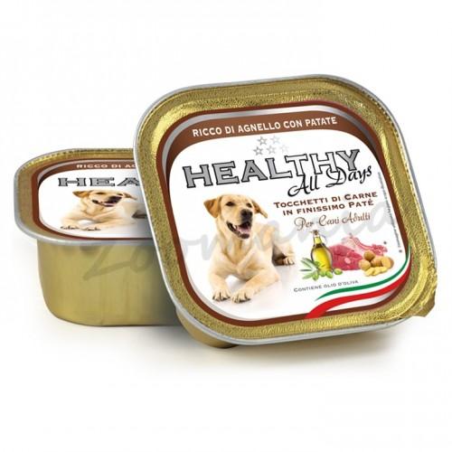 """Healthy All Days Dog """"Агне с картофи"""""""