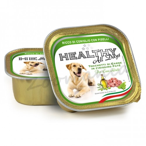 "Healthy All Days Dog ""Заек с грах"""