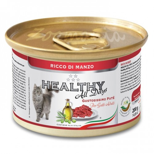 "Healthy All days Cat ""Говеждо"""