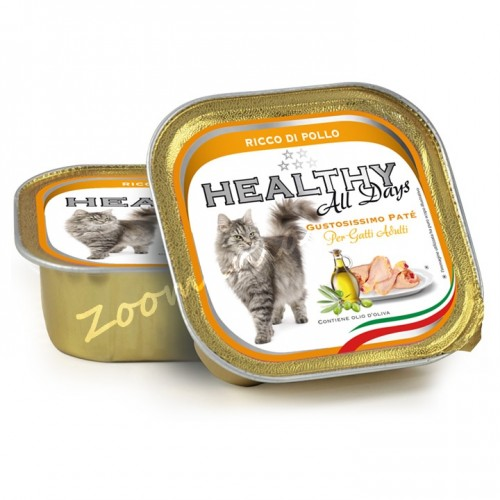 "Healthy All days Cat ""Пилешко"""