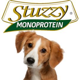 Stuzzy Dog Monoprotein