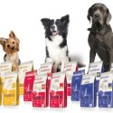 Суха гранулирана храна за кучета
