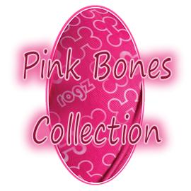 Колекция Rogz Trendy Pink Bones