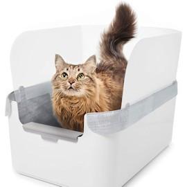 Котешки тоалетни и пясъци