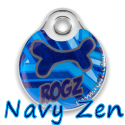 Модна колекция за кучета Rogz Navy Zen