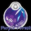 Модна колекция за кучета Rogz Purple Forest