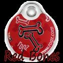 Модна колекция за кучета Rogz Red Bones