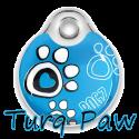 Модна колекция за кучета Rogz Turq Paw