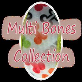 Rogz Trendy Multi Bones